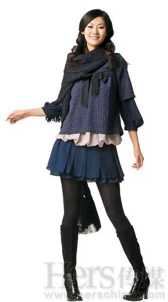 立春小洋装搭配 穿的漂亮才有好心情